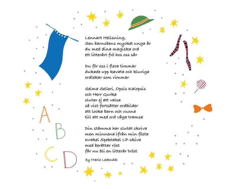 Lennart-Hellsing-RIP-by Marie Ledendal House of Helmi
