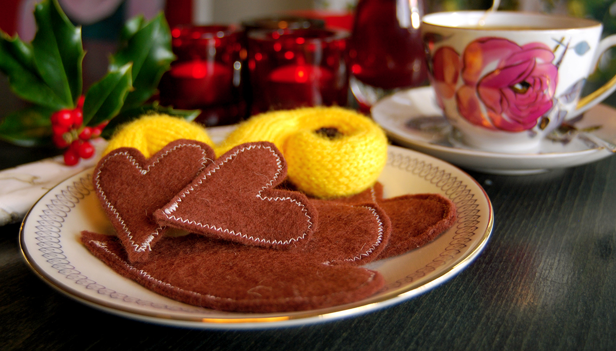 Pepparkaka gingerbread biscuit by Marie Ledendal House of Helmi
