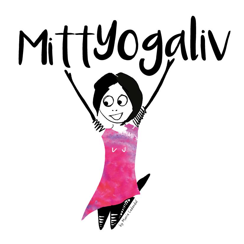 Mitt-Yogaliv-logo-by Marie Ledendal