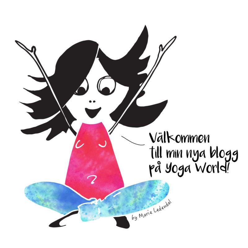 Bloggen Mitt yogaliv